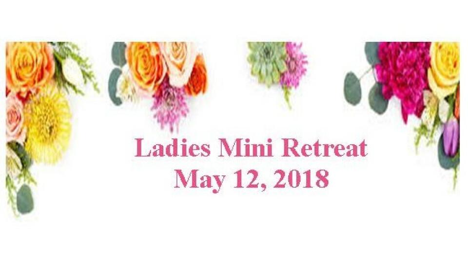 Ladies Mini Retreat