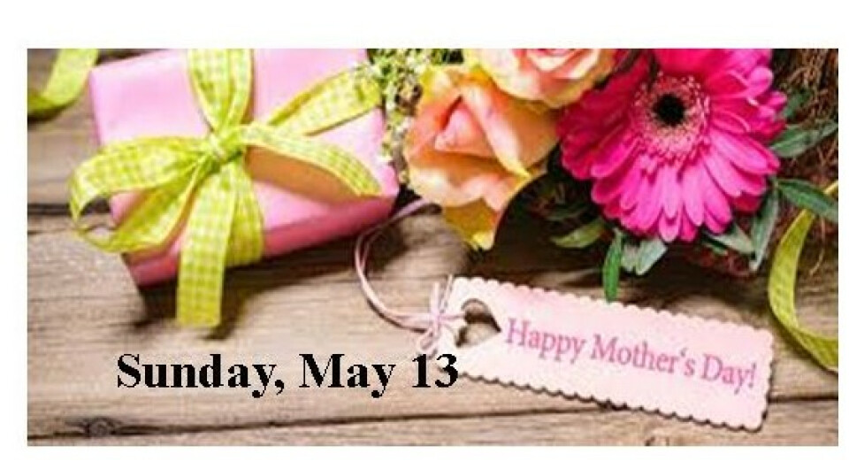 Mother's Day Youth Led Service